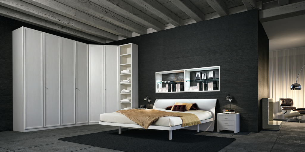 kleiderschrank ber ecke in wei mazzaliarmad it ertvombert. Black Bedroom Furniture Sets. Home Design Ideas
